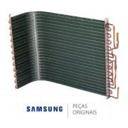 Serpentina da Condensadora em Cobre Ar Condicionado Samsung AQ12UBT, AQ12UWBU, AQ12UWBV, AS12ESBT