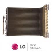 Serpentina de Cobre da Condensadora Ar Condicionado LG ASUW1223WB0