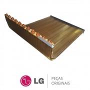 Serpentina de Cobre da Condensadora Ar Condicionado LG S4UQ12JA3WC S4UW12JA3WA S4UW09WA51A