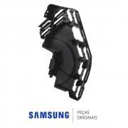 Suporte Esquerdo da Serpentina da Unidade Evaporadora para Ar Condicionado Samsung Diversos Modelos