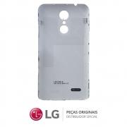 Tampa da Bateria Titânio Celular / Smartphone LG K4 LGX230DS