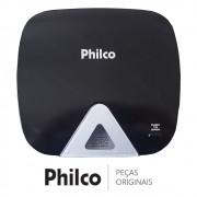 Tampa do CD Preta Som Portátil Philco PB126