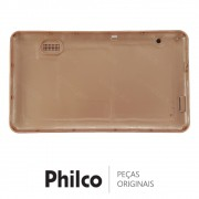Tampa / Gabinete Traseiro Rosa Tablet Philco PTB7QRG PTB7QR