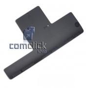 Tampa Inferior Preta de Acesso ao HD e Memória para Notebook Samsung NP200B4C-BB1BR, NP600B4C-BB1BR