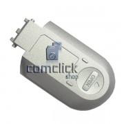 Tampa Pilha Bateria Prata para Camera Digital Samsung ES25