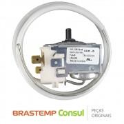 Termostato 120/240V TSV1022-01 / W11082448 Refrigerador Consul CRC30F, CRC30E, CRC30GB