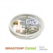 Termostato 127/220V TSV0013-01 / W11082462 Refrigerador Consul CRA30GB, CRA30FC, CRA30HB