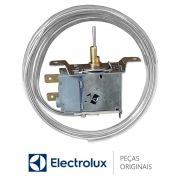 Termostato 250/125V 50/60Hz 64786945 Refrigerador Electrolux RDE30, RDE33, RE29, RE31, RW34, RW35