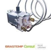 Termostato Bivolt TSV-2004-01 / W11082454 Refrigerador Brastemp / Consul BRB35P, BRD36C, CRD34A
