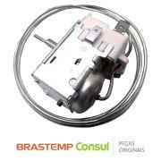 Termostato Bivolt W11111864 Refrigerador Brastemp BRA38FB, BRA34D, BRA34FB, BRA38D