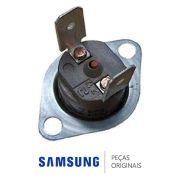 Termostato de Segurança KR-2L 250V / 10A do Duto de Secagem para Lava e Seca Samsung Diversos Modelos