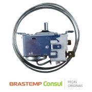Termostato TSV1009-01 / W11082450 127/240V Frigobar Consul / Brastemp BRA08AE BRC12X CRC08AV
