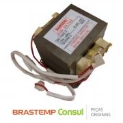 Transformador 127V W10563571 Micro-Ondas Brastemp Consul BMP20AB BMS20AR BMW20AT CM020AF CM020BF