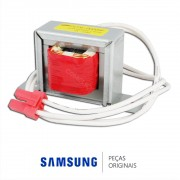 Transformador 6.0A 60H 2.5MH DY-1203 110V da Placa Principal para Lavadora e Lava e Seca Samsung