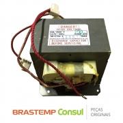 Transformador de Alta Tensão W10313526 Micro-Ondas Brastemp Consul BMC20AF BMS26AB CMP25AB CMS26AB