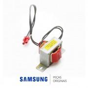 Transformador de Energia 3,1A 8.5mH 220V da Placa Principal para Lavadora e Lava e Seca Samsung