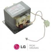 Transformador EBJ60663829 110/127V 60Hz 3.95V 11A para Micro-ondas LG MS3043BAR, MS3044L, MS3059L