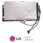 Unidade Controle Condensadora ABQ74186116 Ar Condicionado Lg AS-W092BRG2.AMRGLSP
