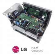 Unidade de Controle Completa Condensadora ABQ54064117 Ar Condicionado LG ARUN60GS2A