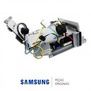 Unidade de Controle Completa da Condensadora para Ar Condicionado Split Samsung AQV12NSB NEO FORTE