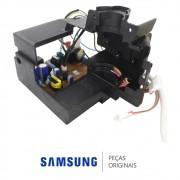 Unidade de Controle Completa da Evaporadora para Ar Condicionado Split Samsung AS09UBT, AS12UBT