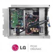Unidade de Controle (Placa Principal) Condensadora ABQ73802009 Ar condicionado LG ARUV120LM3