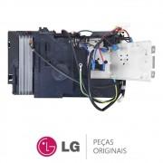 Unidade de Controle (Placa Principal) Condensadora ABQ74304902 Ar Condicionado LG USUQ122BSZ2