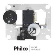 Unidade Ótica QYCD01B Bateria Eletrônica e Som Portátil Philco PB350, PB121BT, PB121BTL, PB350BT