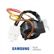 Válvula 12v de Direcionamento de Gás para Refrigerador Samsung RM25JGRS1/XAZ