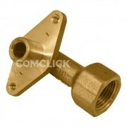 Válvula de Conexão Entre a Válvula de Gás e o Encanamento Secadora LG DG1319RD7 DLGY1702V DY1119RD7