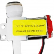 Válvula de Entrada de Água 12V 300MA para Refrigerador Samsung RT35FEAJDSL, RT38FEAJDSL, RT38FEAKDSL