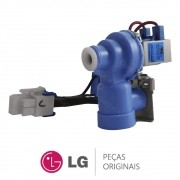 Válvula de entrada de Água AJU72952607 Refrigerador LG GC-J237JSP