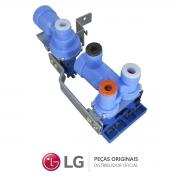 Válvula de Entrada de Água RIV-12AF-1 110/127V 5221JA2006B Refrigerador LG GC-L213BVK, GR-P246CSP