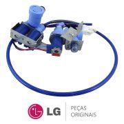Válvula de Entrada de Água RIV-12AF-2 220-240V 5221JA2006A Refrigerador LG GC-L216BSK1, GR-P246CSP1