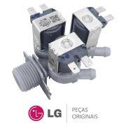 Válvula de Entrada de Água Tripla 110/120V 5220FR2075C para Lava e Seca LG WD-12320RD