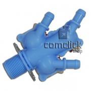 Válvula de Entrada de Água Tripla 110v para Lavadora e Secadora Samsung WD-Q1255V/XAZ