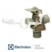 Válvula Direcionadora do Fluxo 64287432 Lavadora e Lava e Seca Electrolux LTS12, LS12Q, LBT12