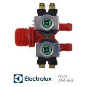 Válvula Dupla 220V 50/60HZ 64287504 Lavadora Electrolux LBT12, LS12Q, LS14A, LT13B