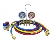 Válvula Manifold 25233 / H85-505 Zeppelin Ar Condicionado Samsung, LG, Electrolux
