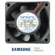 Ventilador do Refrigerador 0.070A 12V Refrigerador Samsung RH77H90507F RH77H90507H