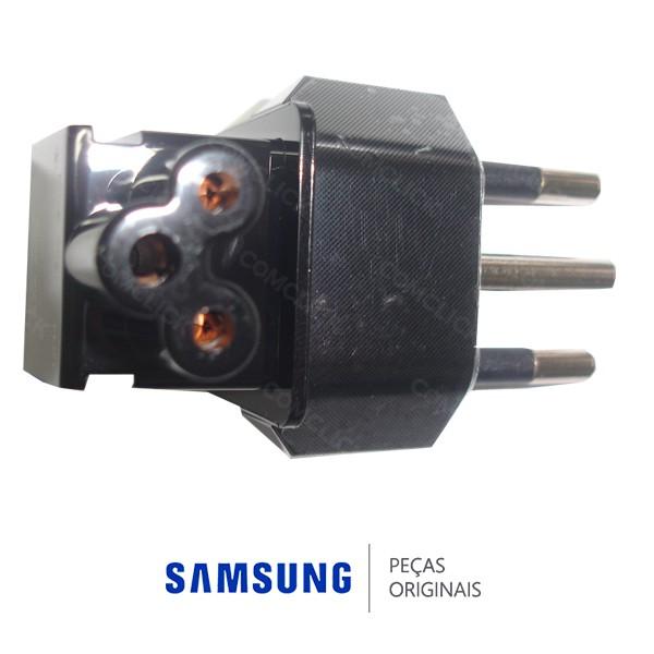 Adaptador Plug Conversor para Carregador de Notebook Samsung
