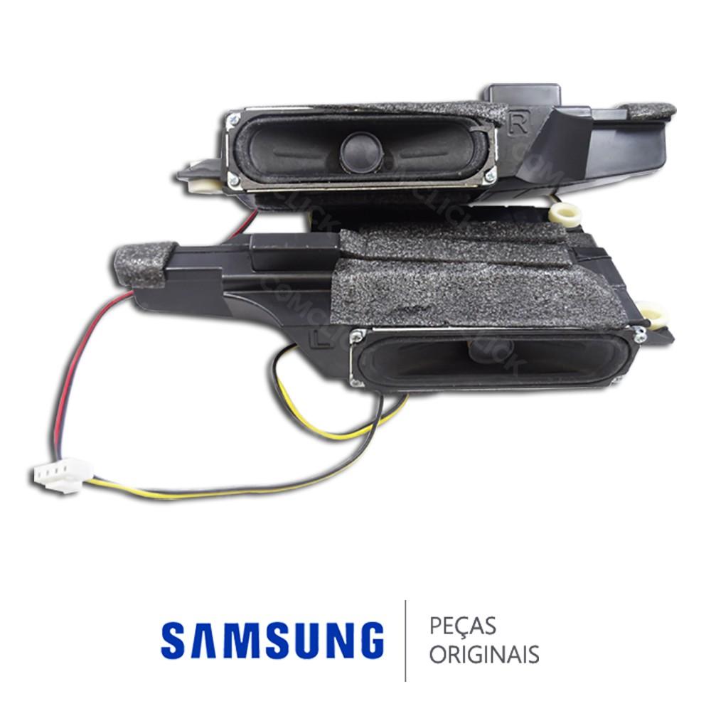 Alto Falante (PAR) para TV Samsung LN32C400E4M, LN32C450E1M, LN32C530F1M, LN32C550J1M, LN32D400E1G