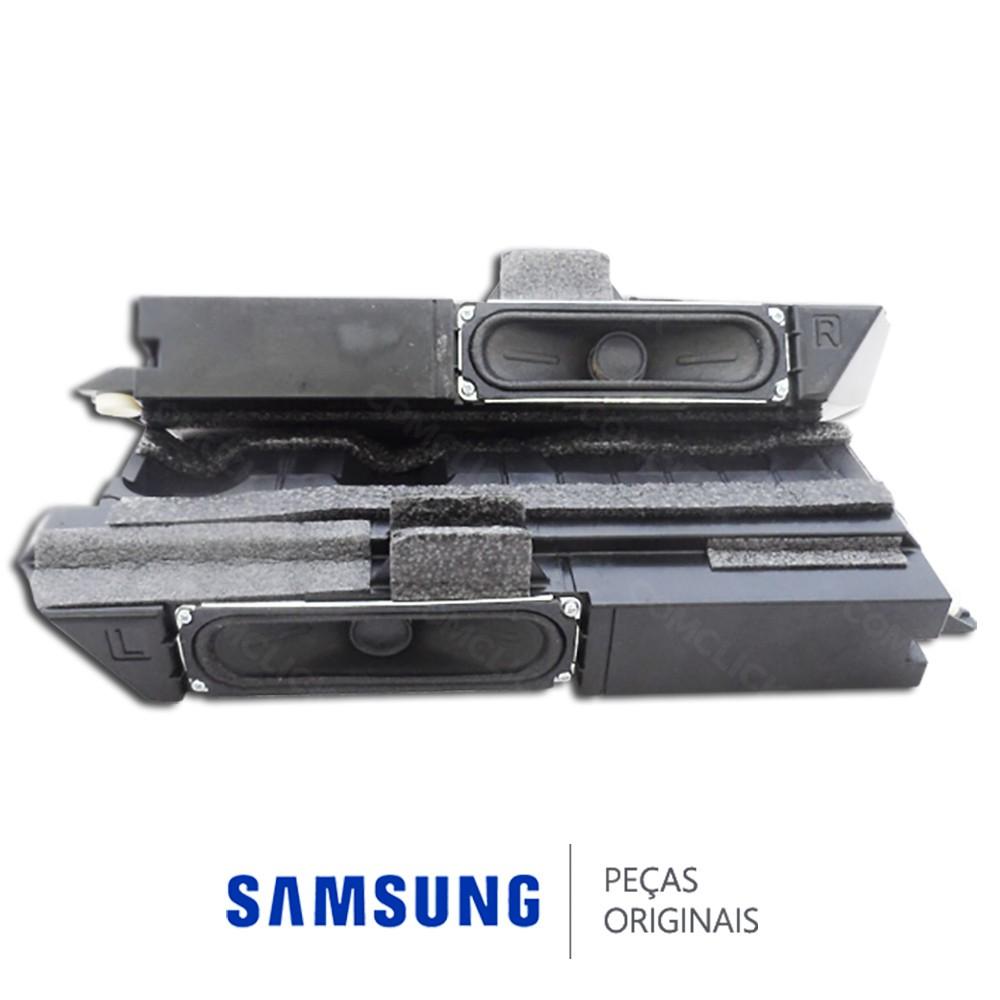 Alto Falante (PAR) para TV Samsung LN40C530F1M, LN40C550J1M, LN40C630K1M, LN40C650L1M, LN40D550K1G