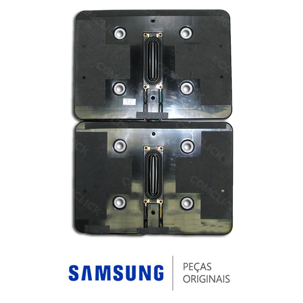 Alto Falante Subwoofer (PAR) 15W 8 OHMS para TV Samsung UN55B6000VM, UN55B7000WM, UN55B8000XM