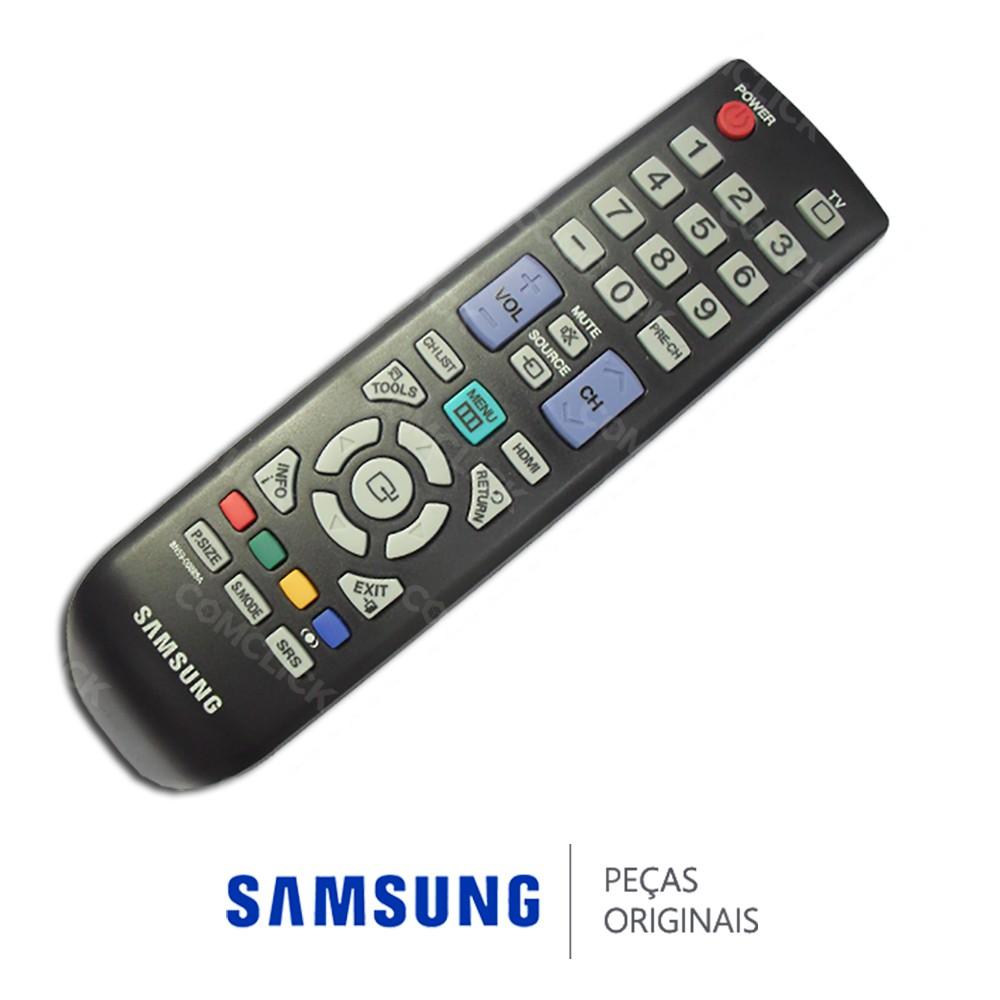 Base Inferior Circular Preta para Monitor Samsung P2270H, P2270HN, P2370H