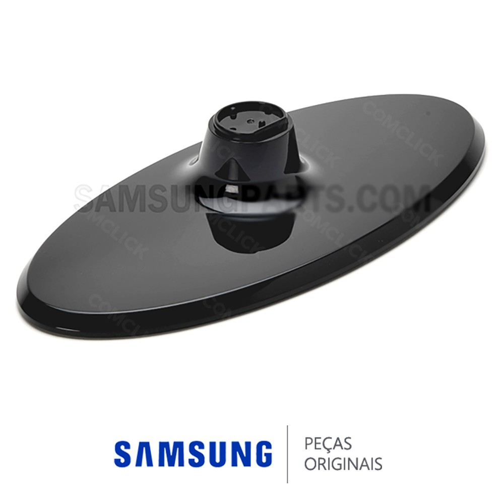 Base Inferior Oval para TV Samsung LN22B450C8, LN22C350D1
