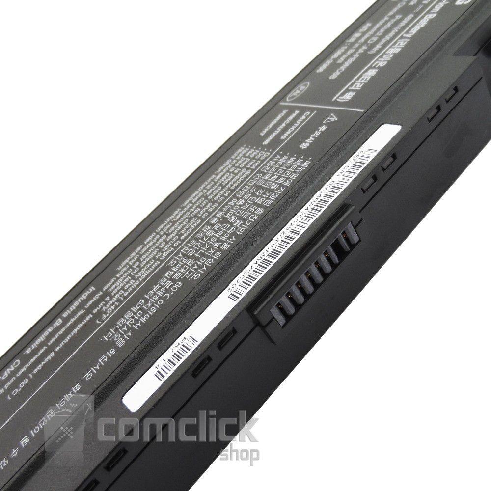 Bateria de 6 Células 4400mAh AA-PB9NC6B / AA-PB9NS6B Sem Indicador de Carga Samsung NP-R440 NP-RC420
