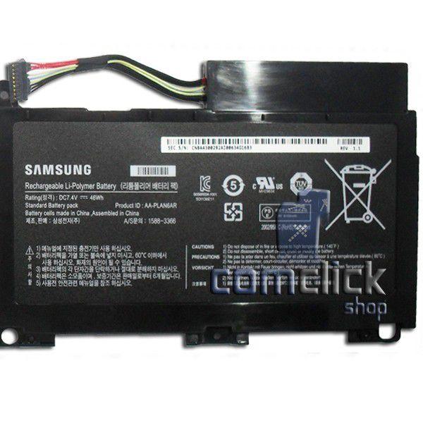 Bateria Interna AA-PLAN6AR 6300MAH 46WH 7,4V para Ultrabook Samsung NP900X3A