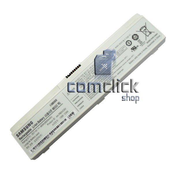 Bateria P23R05-01-H02 AA-PB0VC6V 7,4V 48WH 6600mAh Branca para Netbook Samsung NP-NF210