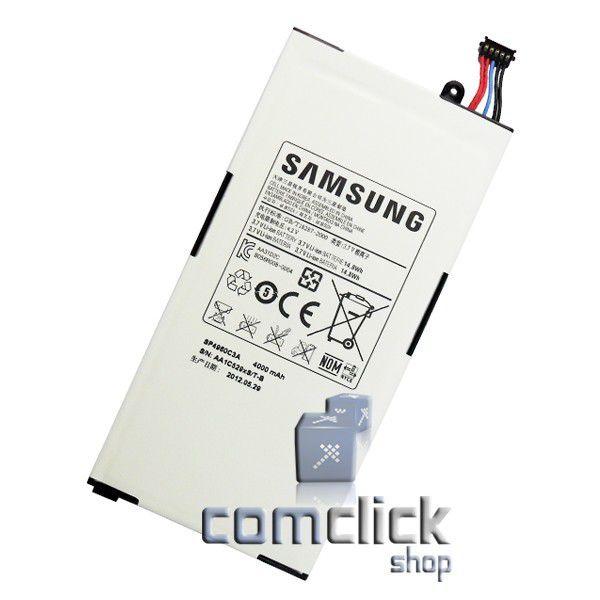 Bateria SP4960C3A 4000mAh 3,7v 14,8wh para Tablet Samsung Galaxy Tab. GT-P1000, GT-P1010